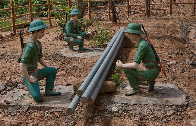 Vietnam War Disney World