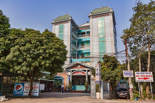 Sapphire Truong Thinh Hotel in Ninh Binh