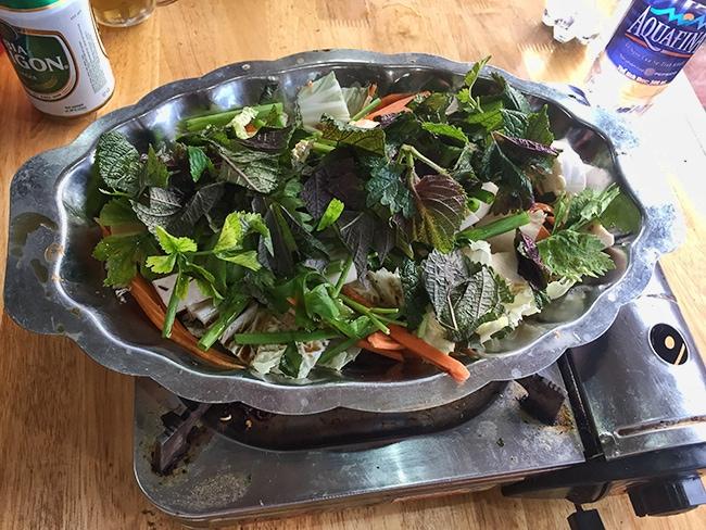 Vegetarian Hot Pot
