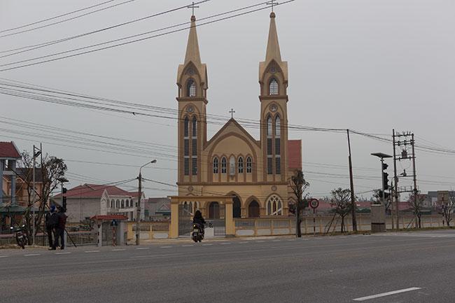 Another Church close to Kỳ Nam