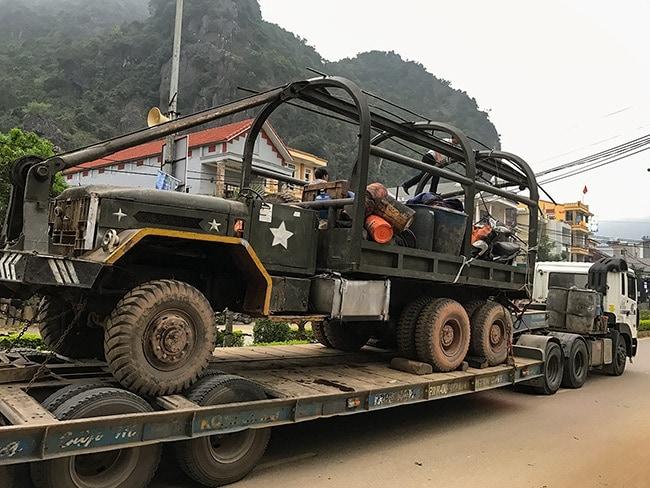 M35 Truck