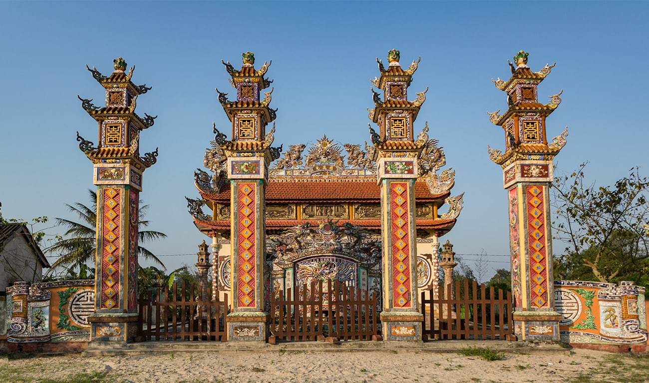 From Đồng Hới to Huế