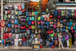 Last Days in Hanoi for my Winter 2017 Trip