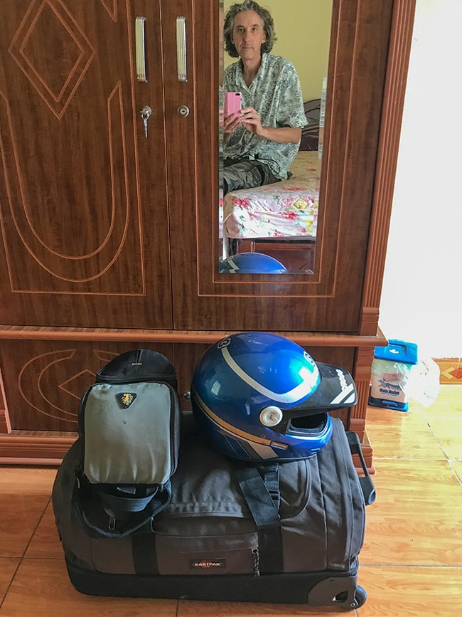 Ready to go to Hanoi