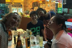 Hanoi – Bangkok – Udon Thani – Kut Chap