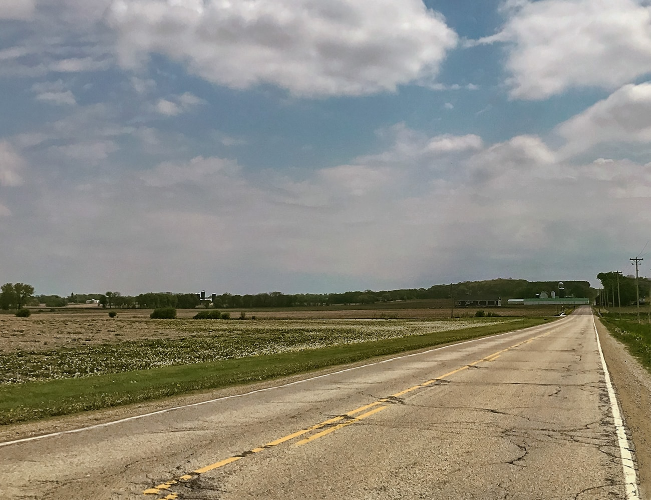 4 Days in the US – Day 1 From Chicago to Fitchburg