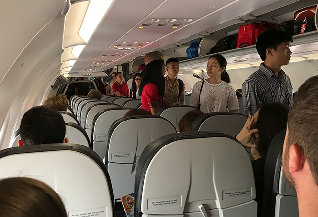VietJet from the inside