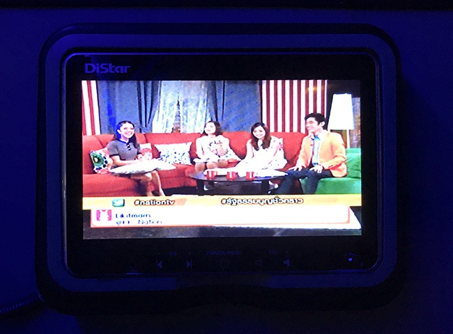If you do not speak Thai and do not dig their shows the TV is not for you