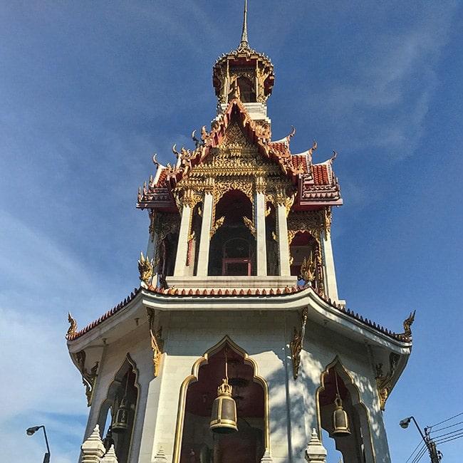 Wat Chanasongkhram Ratchaworamahawihan