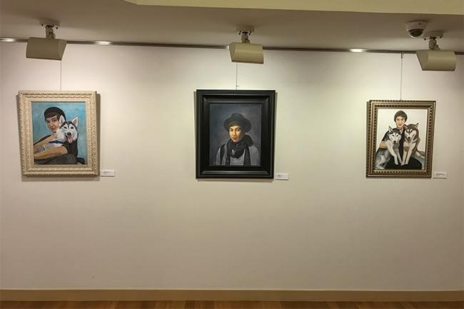 Art in The Queen's Gallery