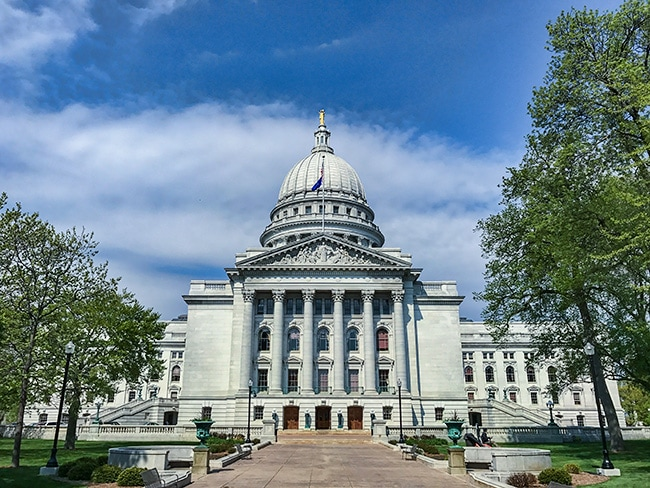 ‎⁨Wisconsin State Capitol⁩, ⁨Madison