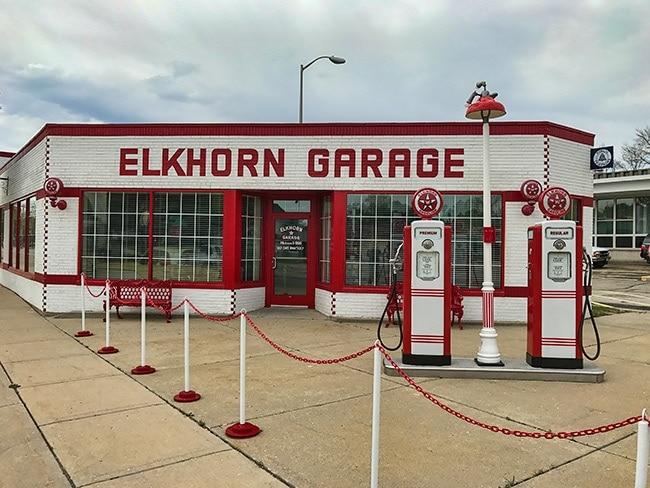 The Elkhorn Garage