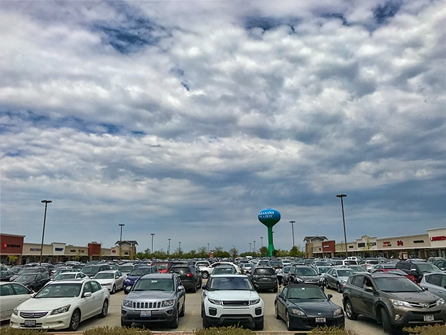 The big Mall at ‎⁨Pleasant Prairie⁩, ⁨Wisconsin
