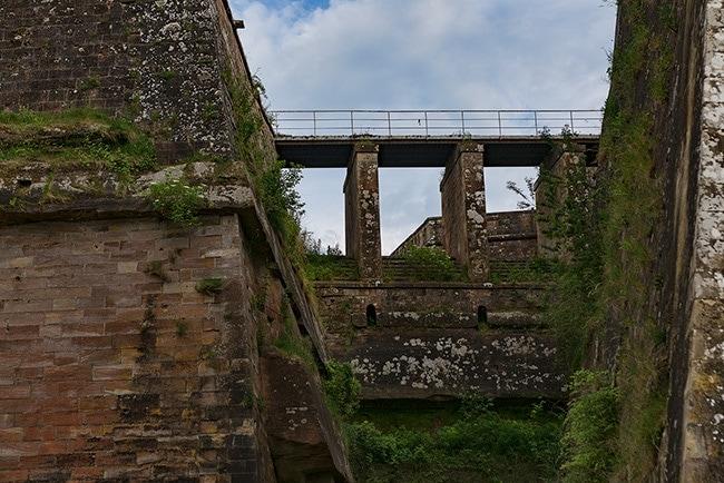 Wall of the Bitche citadel
