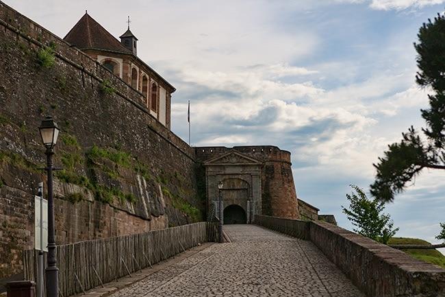 Bitche citadel