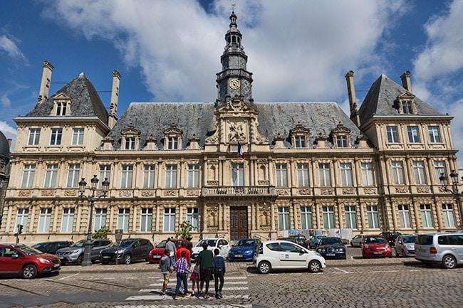 Hôtel de Ville, Reims