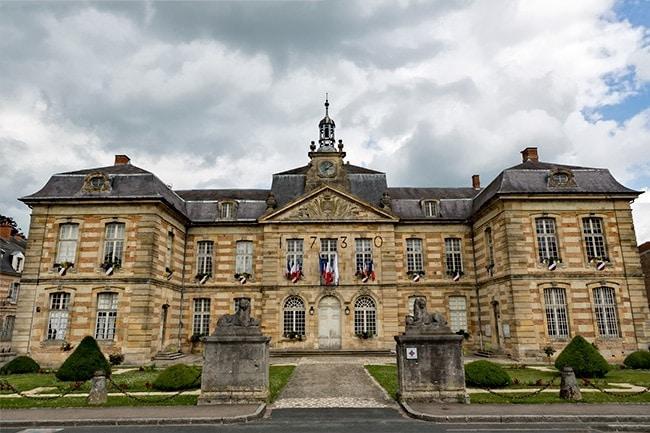 Mairie de Sainte-Menehould