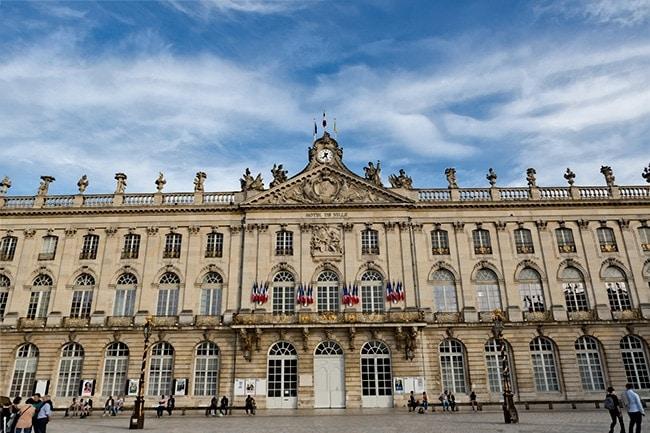 Hotel de Ville Nancy