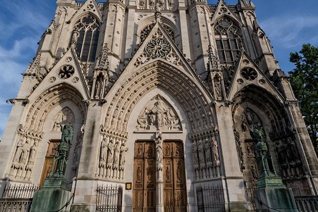 Basilique Saint-Epvre