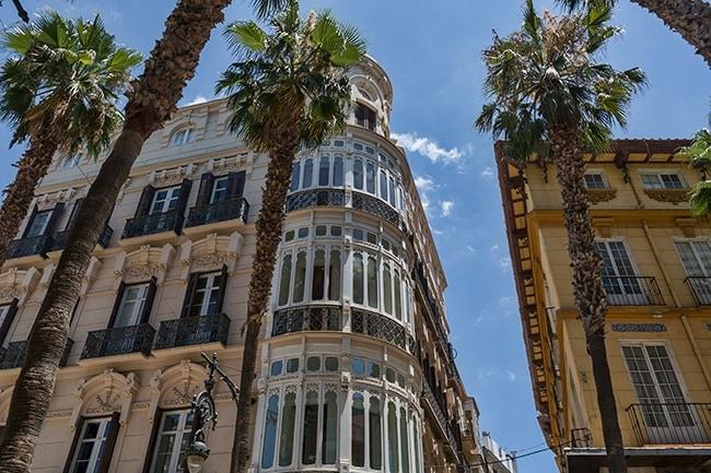 Calle Puerta del Mar