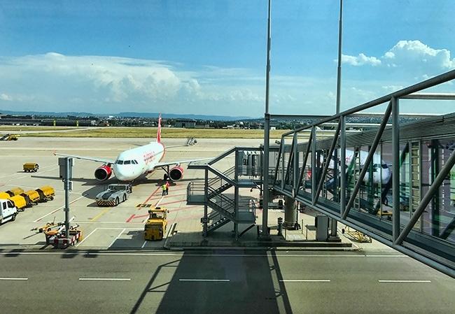 Air Berlin to Malaga