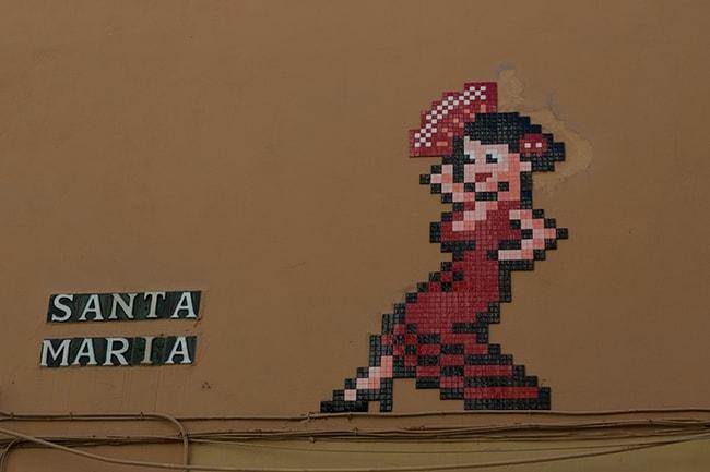 Flamenco girl