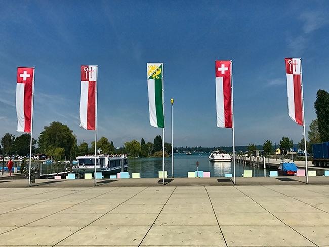 Kreuzlingen Harbour