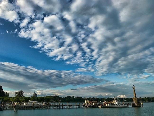 Konstanz harbour