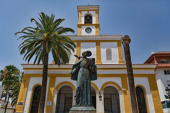 Iglesias San Pedro de Alcantara