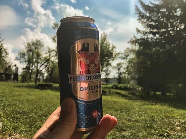 Perfect Beer 'o clock