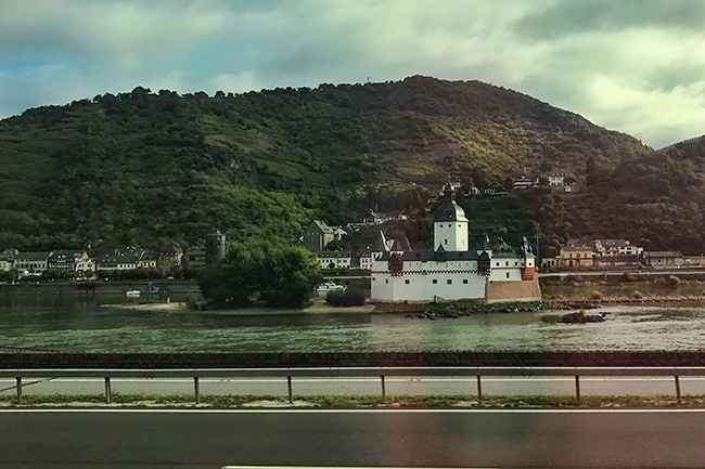 9:49 - along the Rhine river