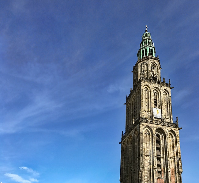 Tower of the Martinikerk
