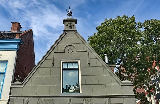 House at Noorderhaven street