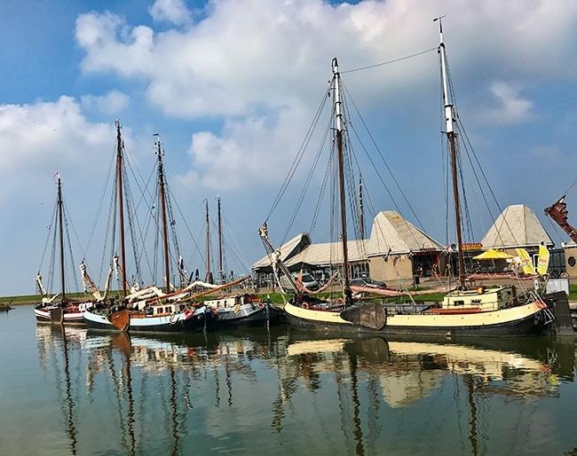 Harbour in Stavoren