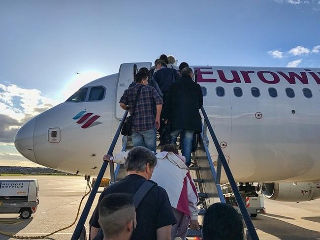 Good old Eurowings