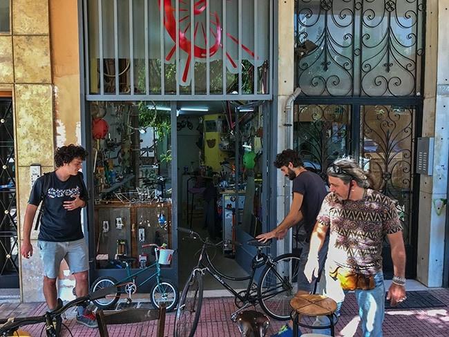 Athens Bike Shop