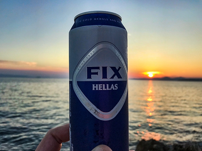 Lets fix the beer first