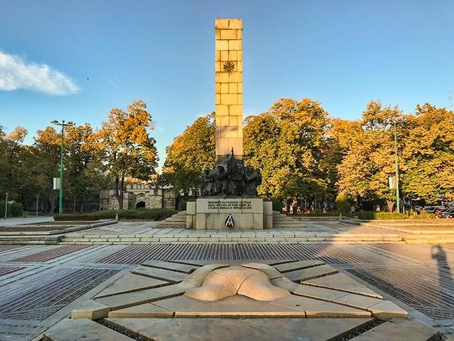 Another war memorial