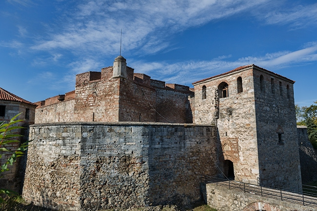 Probably the only entirely preserved medieval castle in Bulgaria