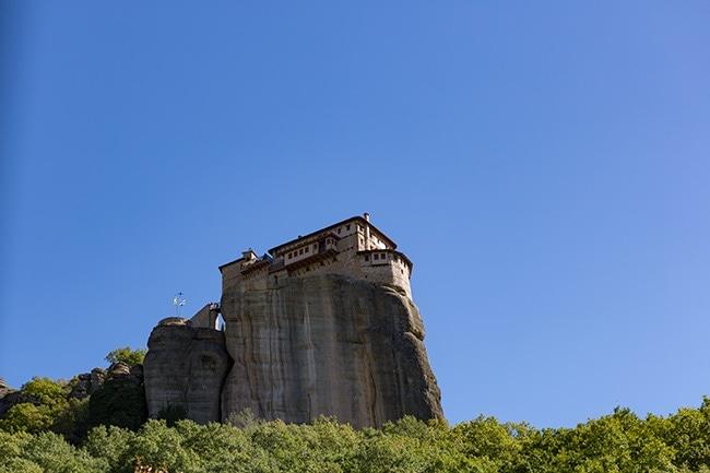 Monastery of St. Nicholas Anapavsa