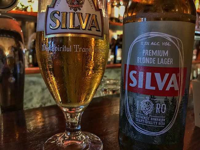The good Silva Beer - The Blonde Lager