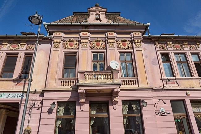 House at the Strada Ocnai