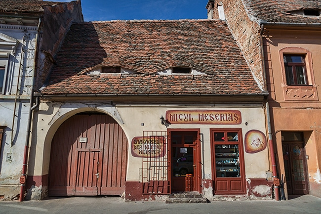 Traditional Shop House