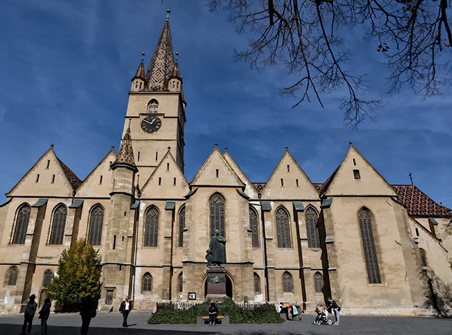 Sibiu Lutheran Cathedral of Saint Mary