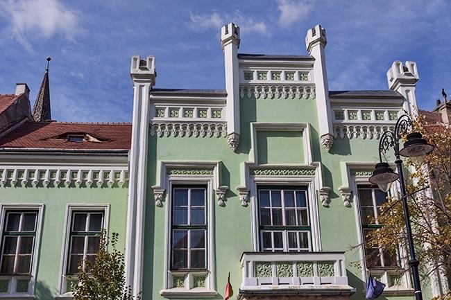 House at Drumul Ocnai