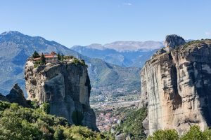 Athens to Stuttgart Road Trip Part 4 – Kalabaka⁩ and Meteora