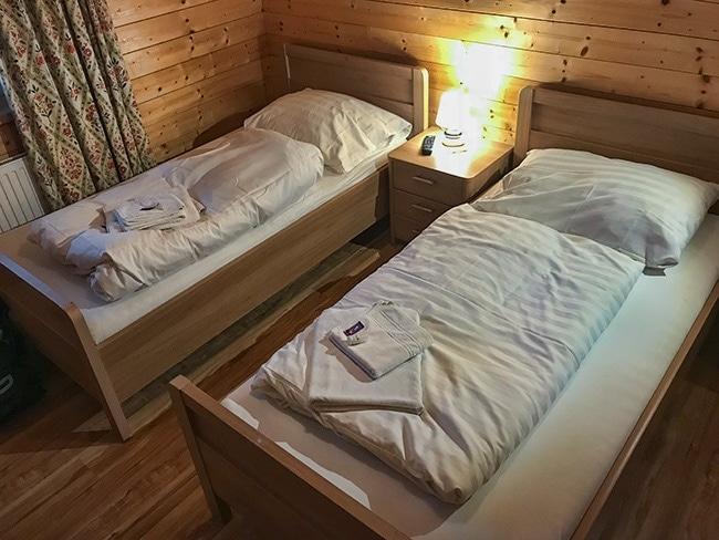 Room at Alexandra Alber Villa Schlosskopf