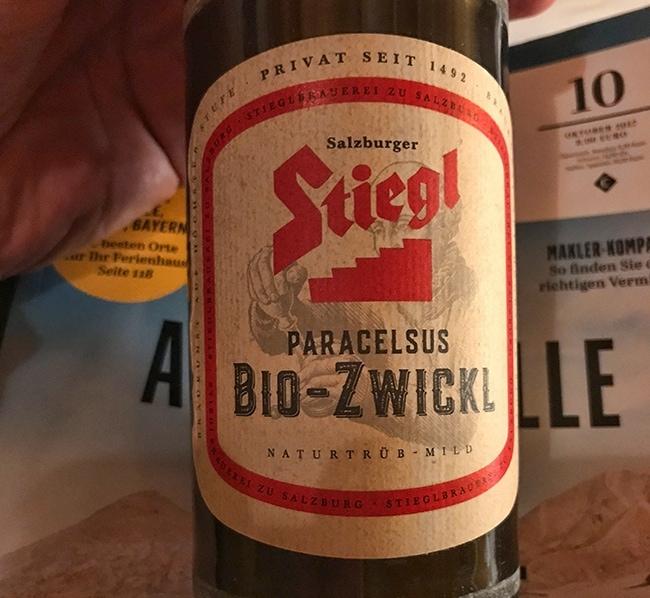 Found my new Stiegl favourite