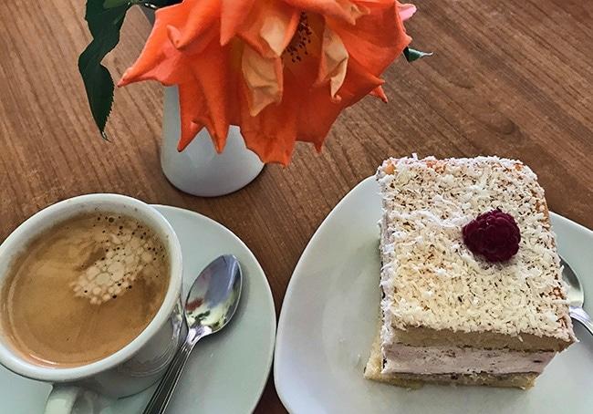 Coffee break in Sebes