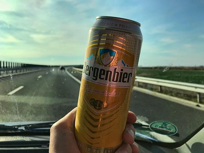 Bergenbier - this one was ok